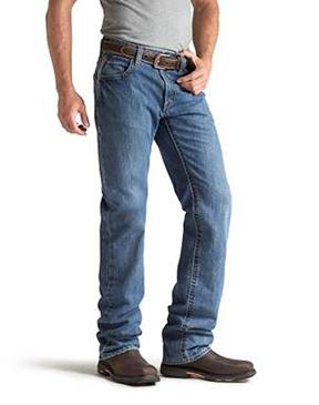 MEN'S FLAME-RESISTANT STRAIGHT LEG JEAN
