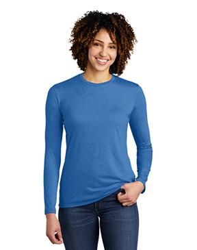 Allmade  ®   Women's Tri-Blend Long Sleeve Tee