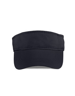 ANVIL SOLID LOW PROFILE TWILL VISOR