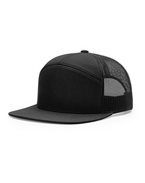 Richardson - Seven-Panel Trucker Cap