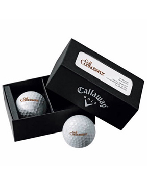 Callaway® Business Card Box - Warbird