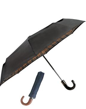 "42"" Highlander Folding Auto Umbrella"