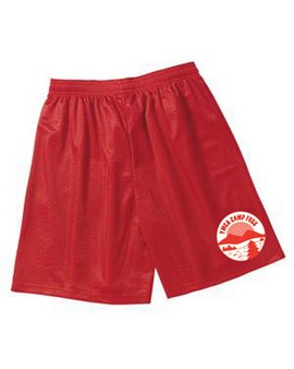 Camp Foss Basketball Shorts