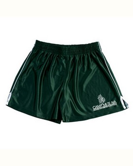 Camp MI-TE-NA Youth Basketball Shorts