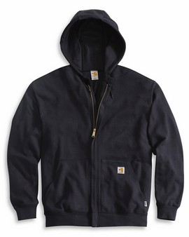 Flame-Resistant Hooded Zip Sweatshirt