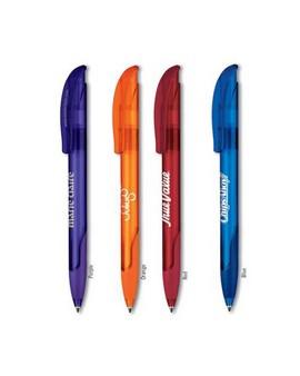 Aerotek Soft Grip Translucent Pen