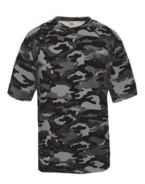 Badger - Camo Short Sleeve T-Shirt