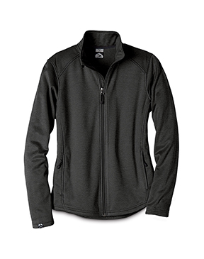 Women's Heathered Performance Fleece Jacket