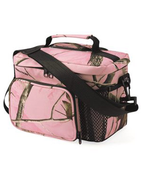 Kati - 11.3L Camo Lunch Cooler Bag