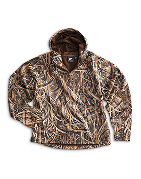 Mossy Oak Camo Performance Pullover