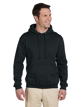 Jerzees Adult 9.5 oz. Super Sweats® NuBlend® Fleece Pullover Hood
