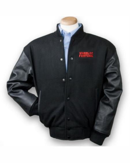Wool&Leather Jacket