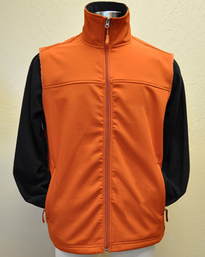 Mens Uptown Softshell Vest