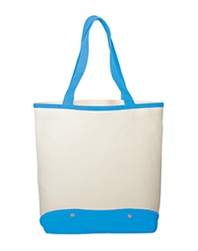12 oz. Cotton Sun & Sand Beach Tote