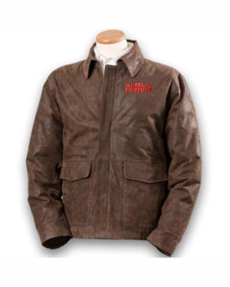 Brushed Napa Jacket
