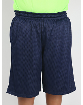 MICROMESH SHORT WITH POCKETS