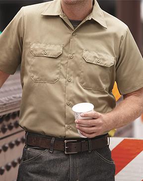 Red Kap - Utility Short Sleeve Work Shirt