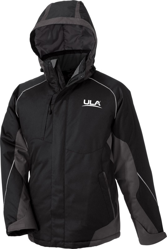 MEN'S COLOR-BLOCK INSULATED JACKET