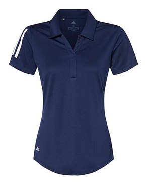 Adidas - Women's Floating 3-Stripes Sport Shirt