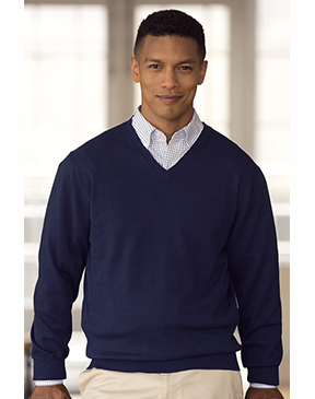 Clubhouse V-Neck Sweater