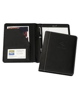Accent™ Leather Junior Desk Folder