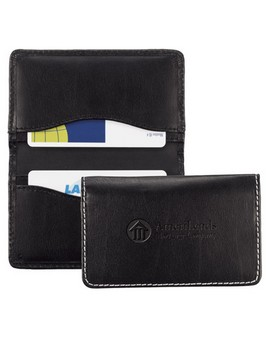 Accent™ Leather Card Case