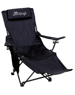 Adirondack Recliner w/ Nylon Carrying Bag