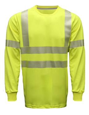 Class 3 Fire Resistant Long Sleeve T-Shirt