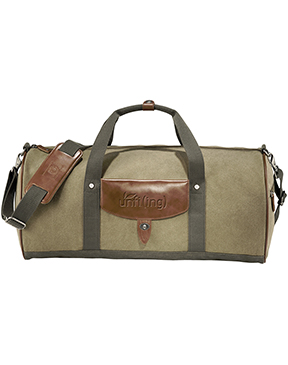 Cutter&Buck Legacy Cotton Roll Duffel Bag - unfi(ing)
