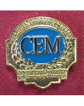 Pin - CEM Logo