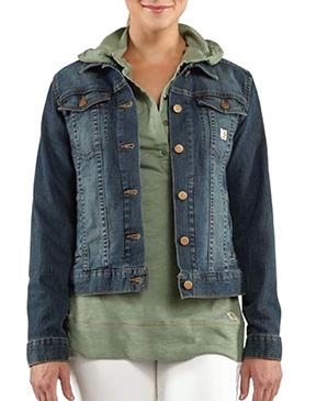 Carhartt Women's Tucker Jacket - unfi(ing)