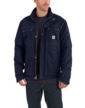 Flame-Resistant Full Swing™ Quick Duck® Coat