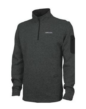 Aptiv Men's 1/4 Zip Fleece