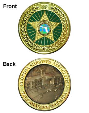 FSA Commemorative Building Medallion