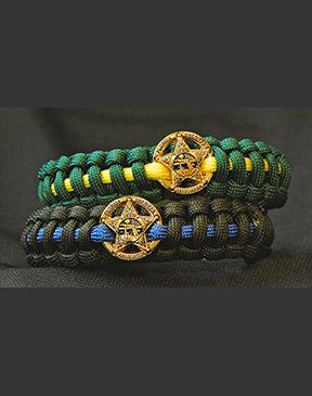 FSA Paracord Bracelet