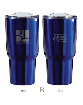 30 ounce Stainless Steel Vacuum Tumbler