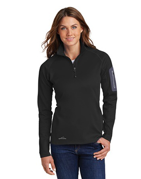 Eddie Bauer ®  Ladies 1/2-Zip Performance Fleece Jacket