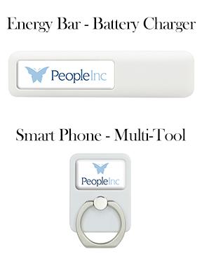EnergyBar Powerbank & Multi-Tool