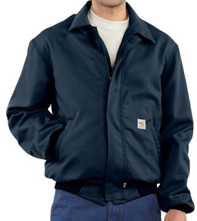 Flame Resistant All-Season Bomber Jacket