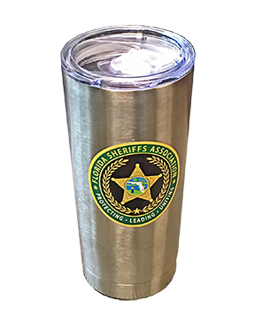 20 oz Stainless Steel Thermal Tumbler