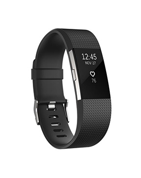 Fitbit Charge 2 Wireless Heart Rate and Activity Wristband
