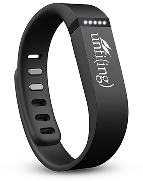 Flex Wireless Activity & Sleep Wristband - unfi(ing)