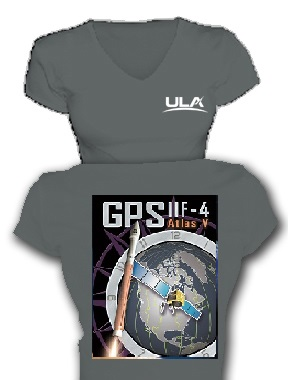 Ladies Junior V-Neck: GPSIIF4