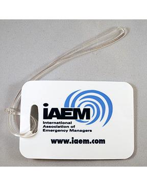 IAEM Bag Tags (Set of two)
