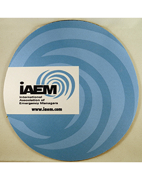 "8"" Round Mouse Pad"