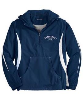 Colorblock Anorak Jacket