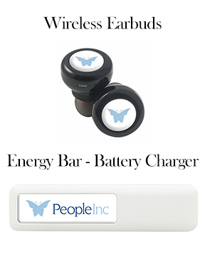 Bluetooth Earbuds & Powerbank