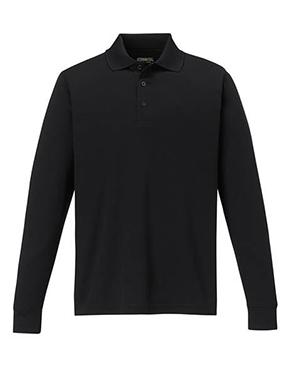 Pinnacle Long Sleeve Polo