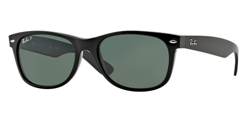Ray-Ban RB2132 Polarized New Wayfarer Sunglasses