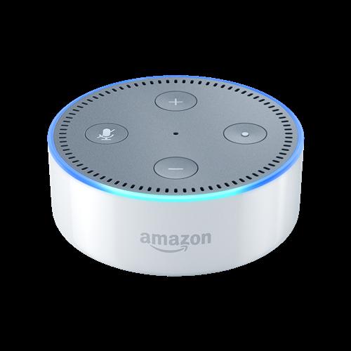 Amazon Echo Dot - White